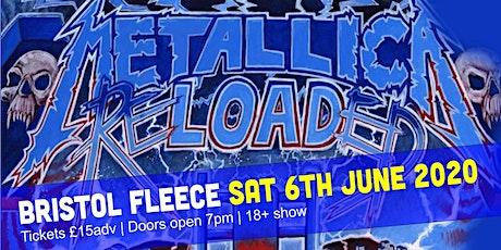 Metallica Reloaded tickets