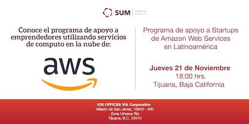 El poder de la tecnologia de Amazon: Programa de apoyo a startups en LATAM