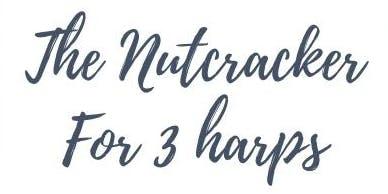 The Nutcracker for Three Harps