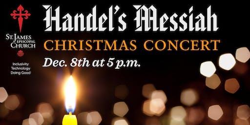 2019 Messiah Christmas Concert