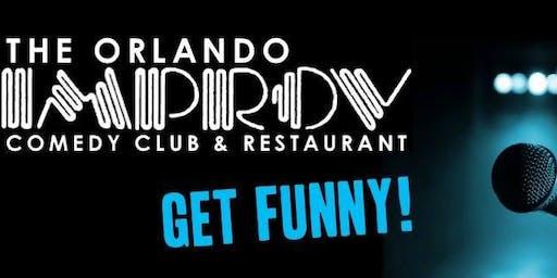 Stand-Up Comedy Classes at Orlando Improv