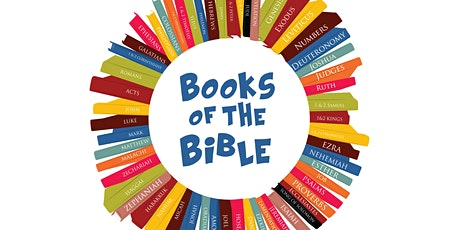 BOOKS of the BIBLE tickets