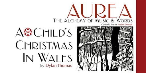A Child's Christmas in Wales by Dylan Thomas (Barrington)