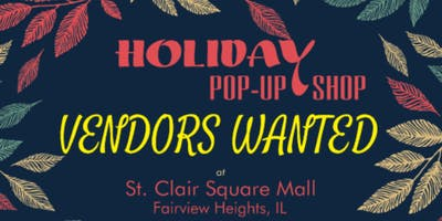Holiday Pop-Up Shop at St. Clair Square Mall