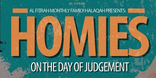 Homies on the day of judgement ( London)