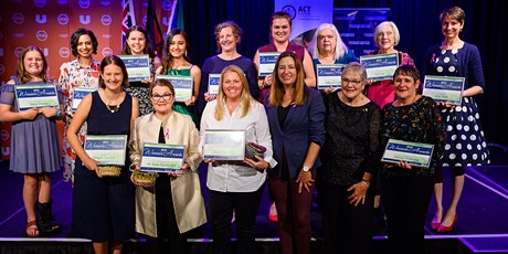 2020 ACT Women's Awards and Honour Roll tickets