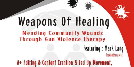 Weapons of Healing
