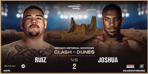 Joshua Vs Ruiz Part 2