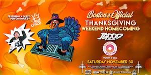 Boston's Thanksgiving Weekend Homecoming | 11.30.19 |...
