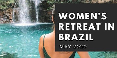 ALL-INCLUSIVE Women's Retreat in BRAZIL tickets
