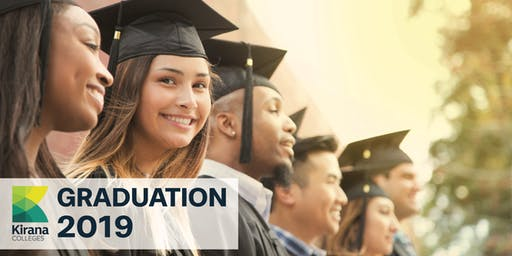 Kirana Colleges  | 2019  Graduation Ceremony Event