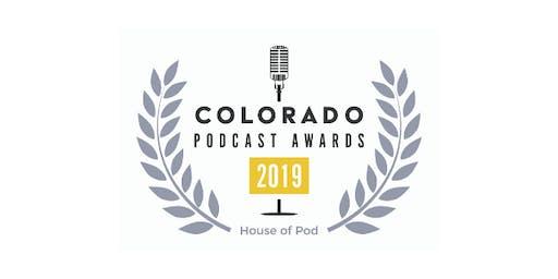 Colorado Podcast Awards