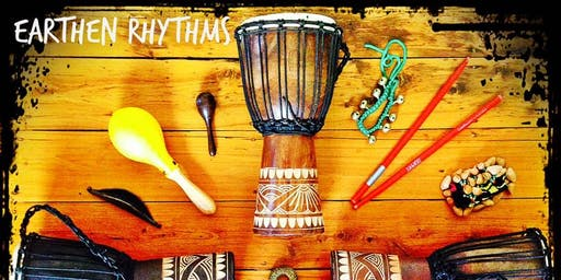 KIDS AFRICAN DRUMMING WORKSHOP  - age 4-7
