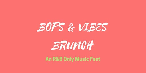 Bops & Vibes Brunch