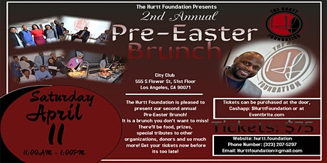 Hurtt Foundations 2nd Annual Pre-Easter Brunch tickets