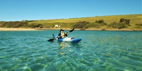 'NEW!' Women's Minnamurra Kayaking Day Trip // 19th January  tickets
