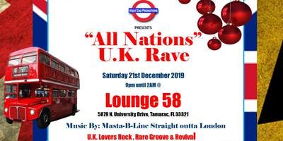 """ All Nations U.K. Rave"""
