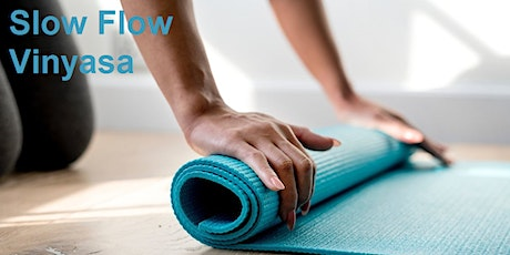 YOGA - Slow Flow Vinyasa tickets