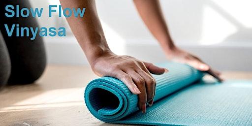 YOGA - Slow Flow Vinyasa