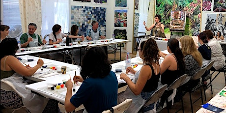 Learn to Paint in One Day Workshop tickets