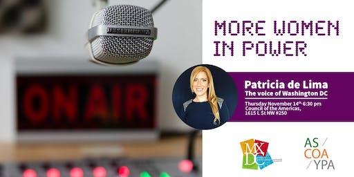 Patricia de Lima - The Voice of Washington DC