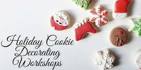 Christmas Sugar Cookie Decorating Workshop tickets
