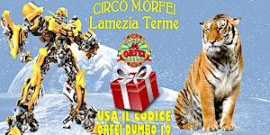 Il Circo M.Orfei arriva a Lamezia Terme