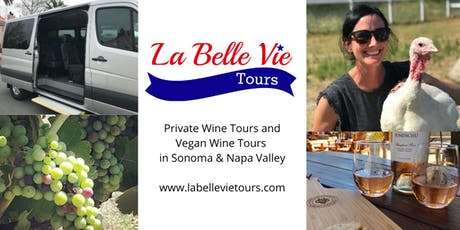 Vegan Wine Tour in Wine Country tickets