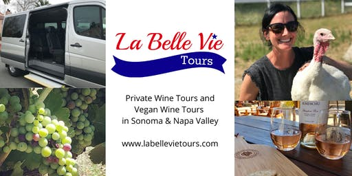 Vegan Wine Tour in Wine Country