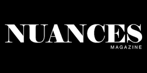 NUANCES Magazine Le Lancement 2019