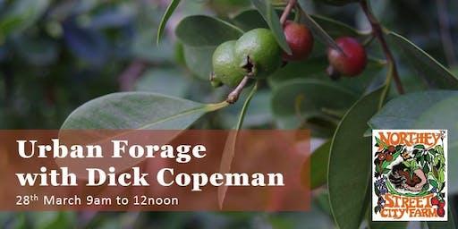 Urban Forage with Dick Copeman