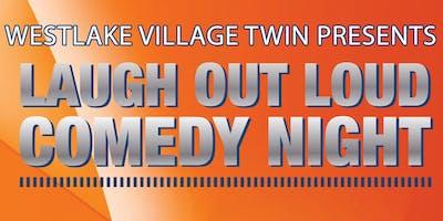 Westlake Village Twin Live Comedy -- Wed, April 1