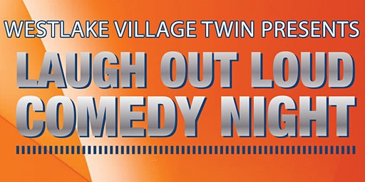 Westlake Village Twin Live Comedy -- Wed, April 1