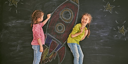 Up in Space (9 to 12 years) at Parramatta Library