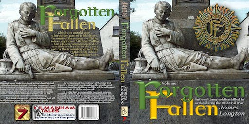 The Forgotten Fallen booklaunch