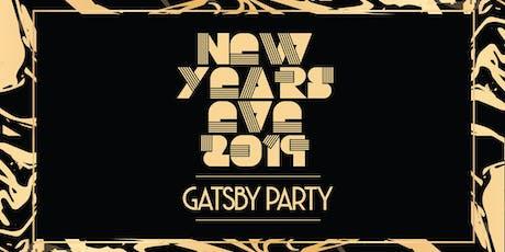NYE2019 - Gatsby Party @ Prohibition Nightclub tickets
