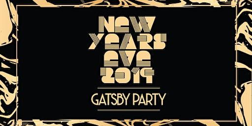 NYE2019 - Gatsby Party @ Prohibition Nightclub