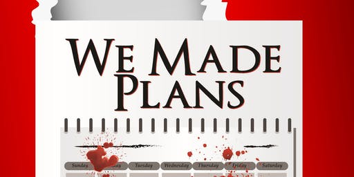 'We Made Plans - Book Launch