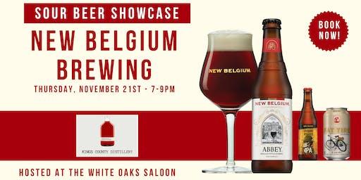 New Belgium Barrel-aged Sour Beer Showcase