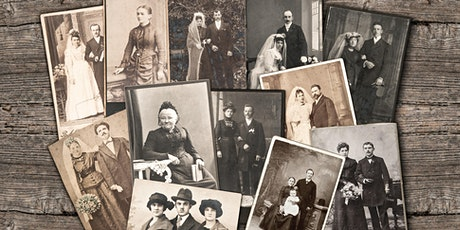 Seniors Month-Preserving and Digitising Your Family Memories tickets