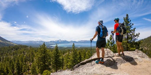 Run Wild Speaker Series: Fastpacking 101 with Jeff Pelletier & Adam Harris