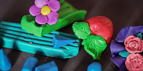 Clay Modelling Workshop (8 to 15 years) at Dundas Library tickets