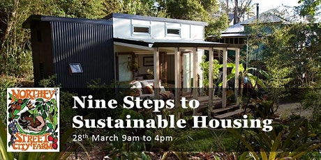 Nine Steps to Sustainable Housing tickets