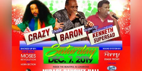 Superstars Christmas Concert - Parang, Old Soca & Comedy tickets