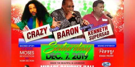 Superstars Christmas Concert - Parang, Old Soca & Comedy