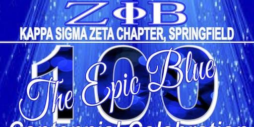 The Epic Blue Centennial Celebration