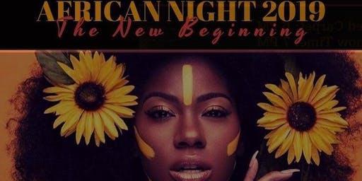 African Night 2019: The New Beginning