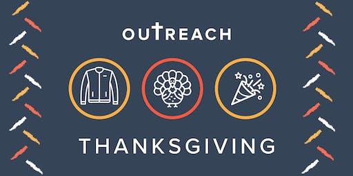 Outreach Thanksgiving