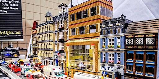 BrickUniverse West Virginia LEGO Fan Expo