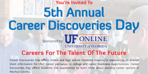 5th Annual Career Discoveries Day
